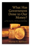 What Has Gov't Done to Our Money